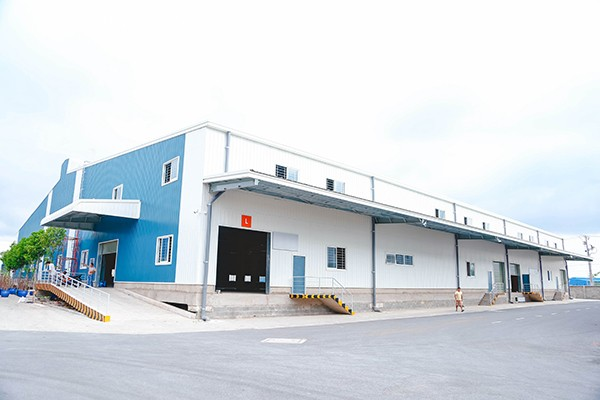 Steel structure industrial factory is a preferred choice