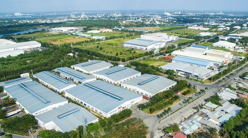 ベトナム 工業 団地 マップは将来の投資動向であること