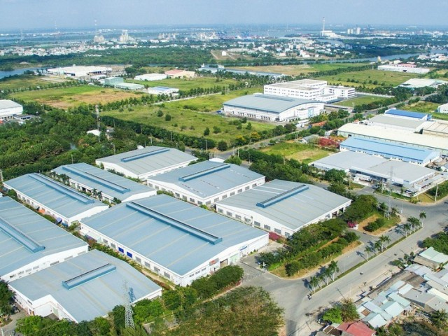 スマートベトナム 工業 団地 マップは将来の投資動向であること
