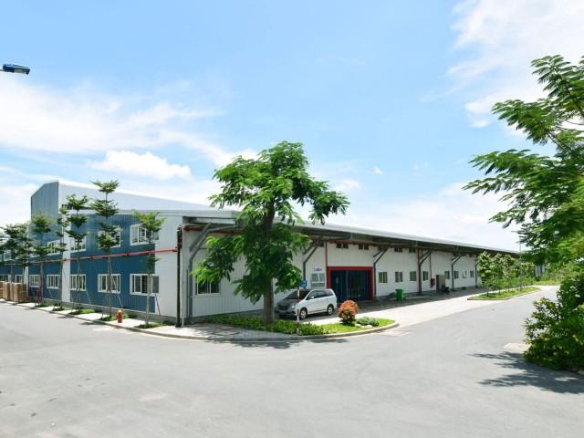 手頃な賃料でロンアン省 生産工場場を貸す賃貸会社はどこですか?