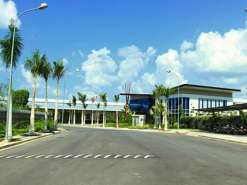 Kizunaはロンアン省 500m2 工場平米の工場を貸しています