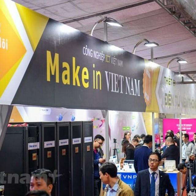 企業が「Make in Vietnam」のスローガンからもたらす3つの開発機会