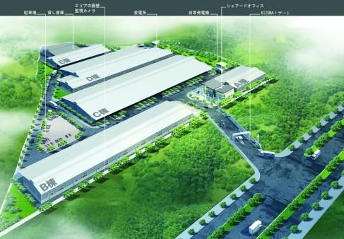Kizunaでは評判の良いホーチミン市 近郊 2000m2 工場を迅速に借りる