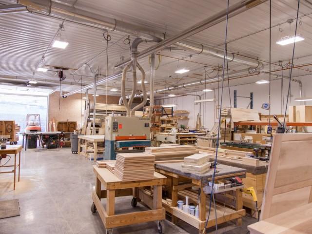 Thị trường của nhà máy sản xuất nội thất tại Việt Nam