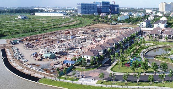 日本語対応 レンタル工場 ベトナム南部:外国企業は徐々にロンアンに移動しています