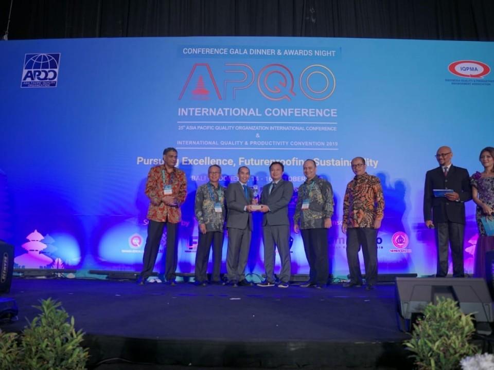 키즈나, 2019년 아시아-태평양 국제품질상 (GPEA)  월드클래스어워드 수상