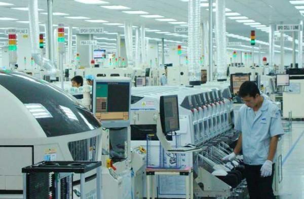 電子部品の製造工場は韓国人投資家からの資金を集めています