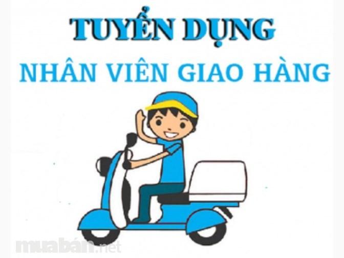 [NPF] NHÂN VIÊN GIAO HÀNG
