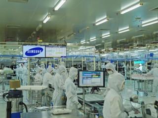 Nhà máy sản xuất linh kiện điện tử thu hút các Cty Hàn Quốc