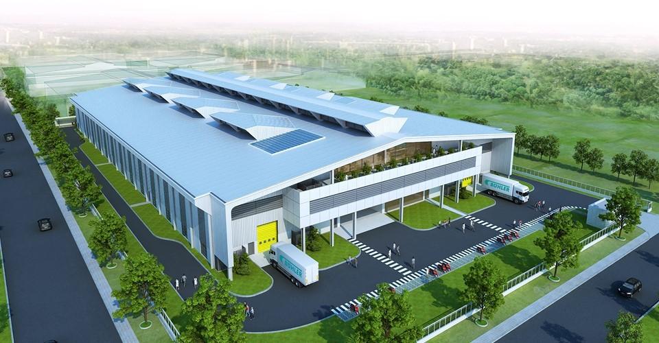 ベトナム工業団地