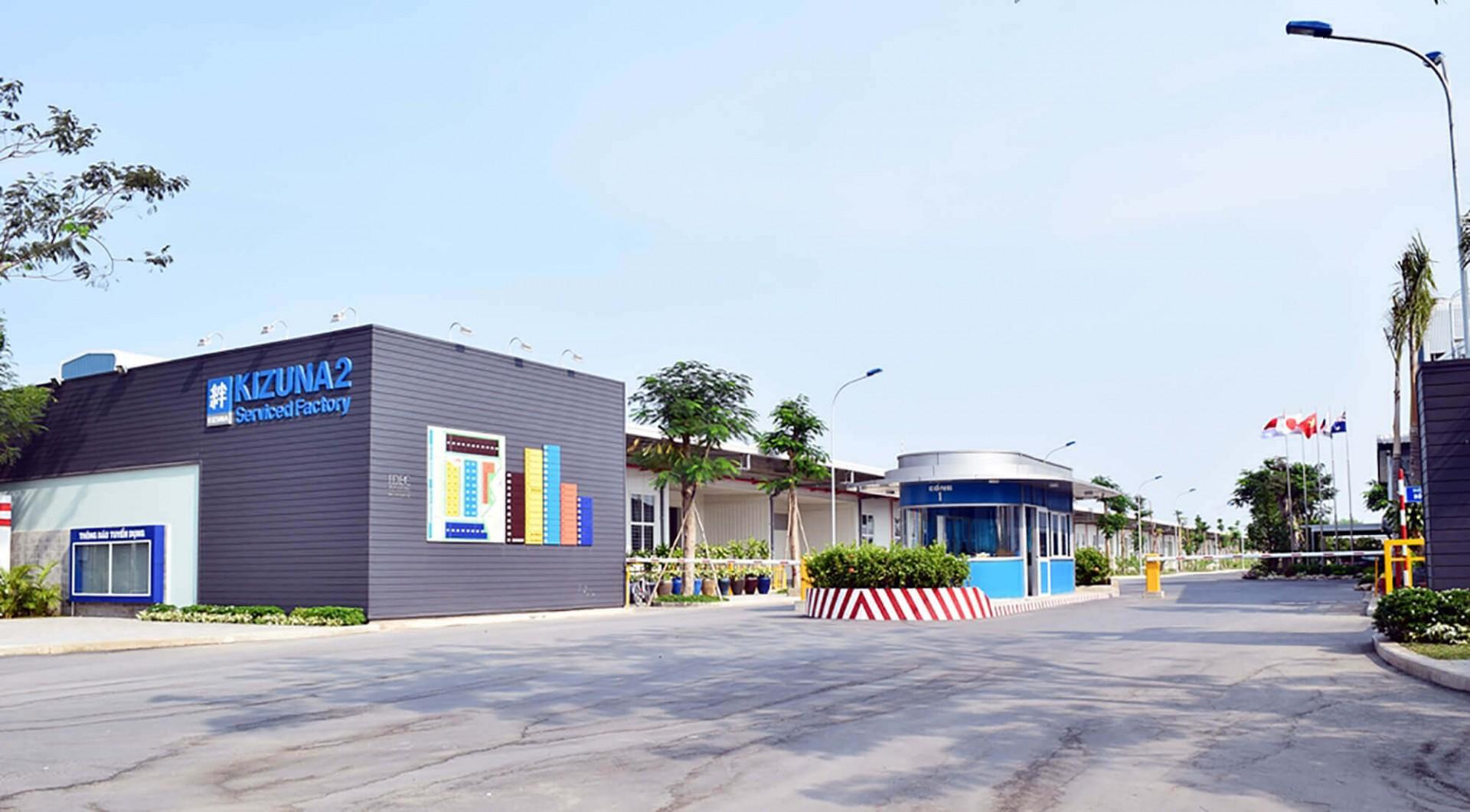 ベトナム 大規模 レンタル工場