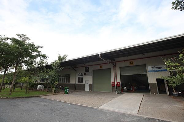 ホーチミン市 近郊 レンタル倉庫