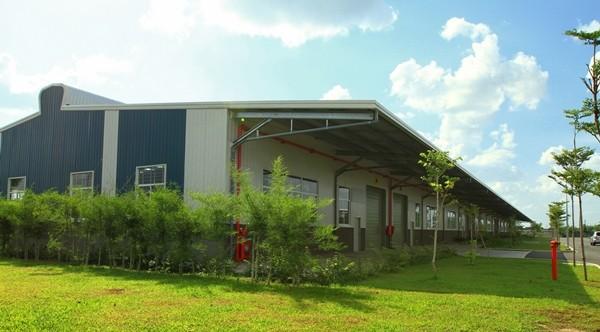 ホーチミン市 近郊 2000m2 工場