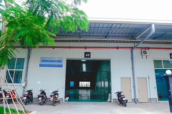 市内に近い レンタル工場 ベトナム南部