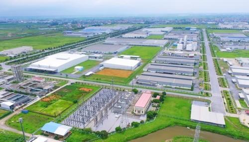 ベトナム最大の工業団地