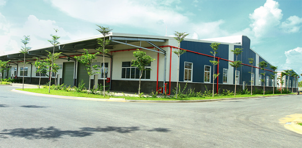 Reliable unit of serviced workshop for rent near HCMC