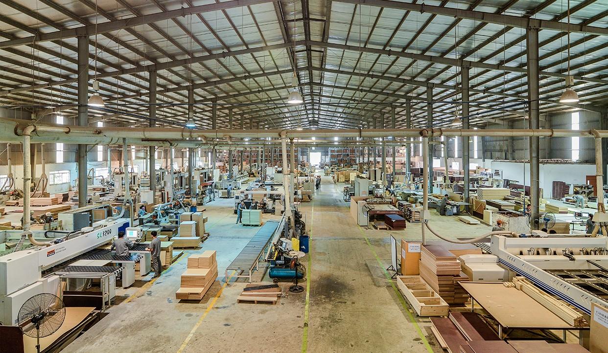 furniture factory