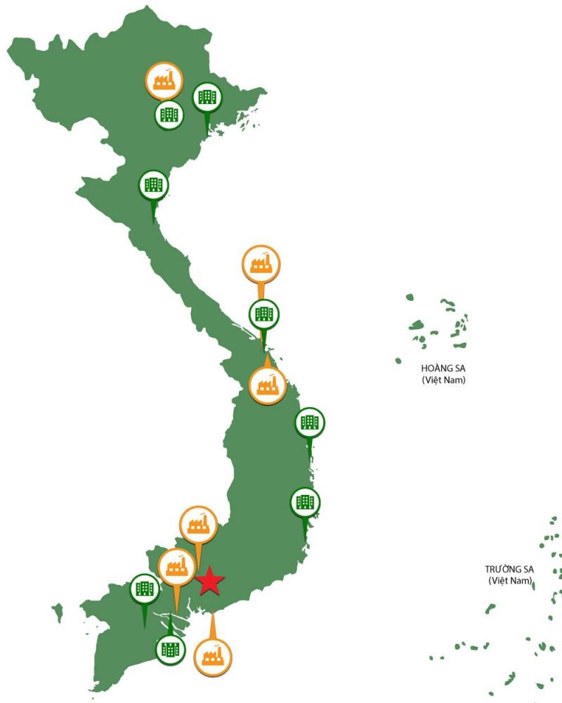vietnam industrial zone