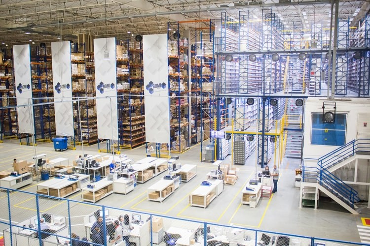 good quality warehouse for rent in Long An