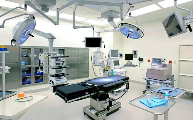 nhà máy sản xuất thiết bị y tế