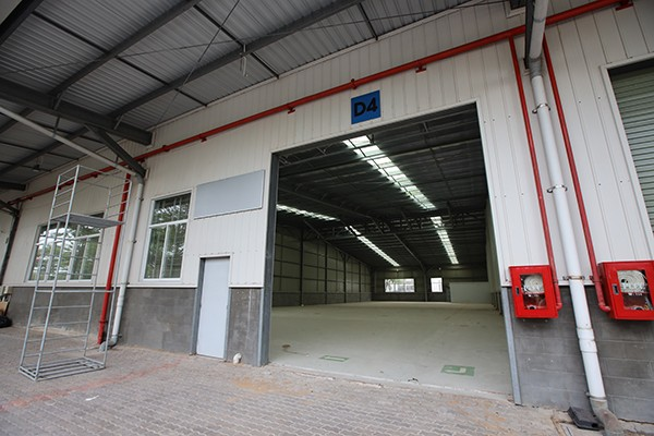 food producing factory for rent