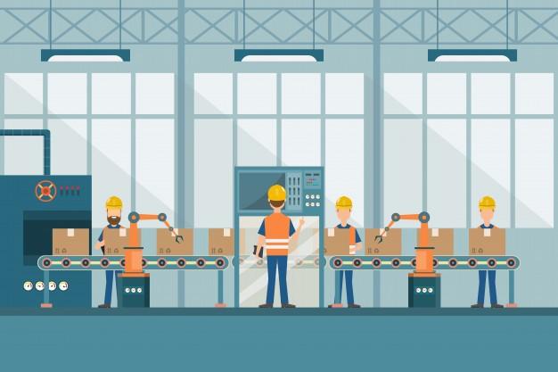 스마트 공장 – 미래의 투자동향