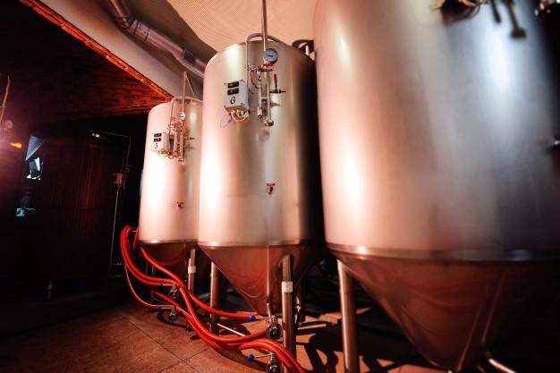 맥주 공장 견학