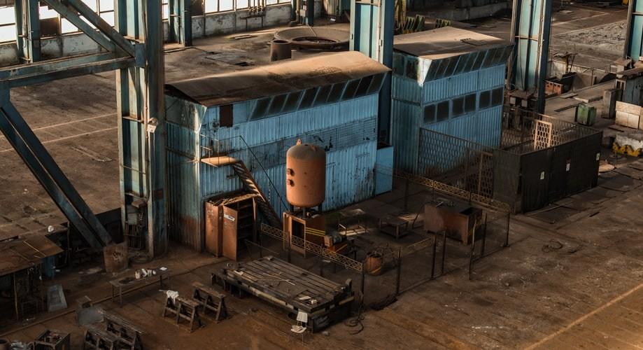 베트남 5000m2의 공장