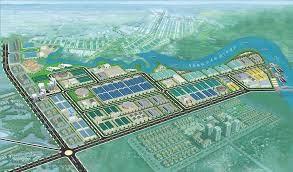 남쪽의 베트남 최대 공업단지 산업 임대료가 상승하고 있습니다