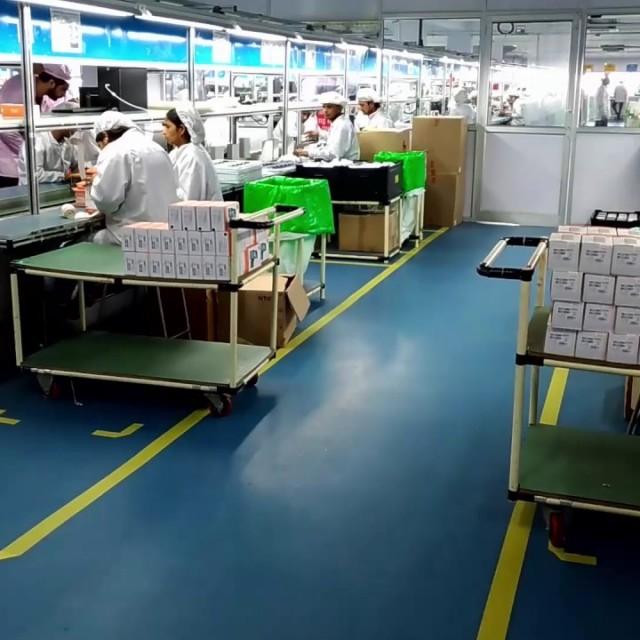외국 기업에 롱 안의 포장 공장 산업의 매력
