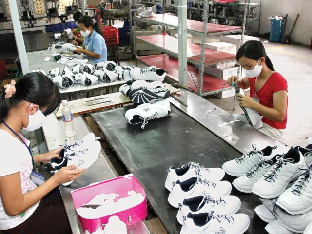 Ngành da giày, túi xách Việt năm 2019 đặt mục tiêu tăng 2 tỷ USD so với 2018