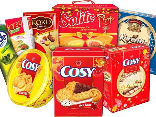 Bật mí thông tin thị trường cho DN trước khi mở xưởng sản xuất bánh kẹo