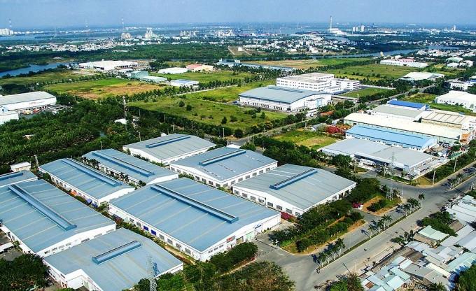 ベトナムの縫製工場
