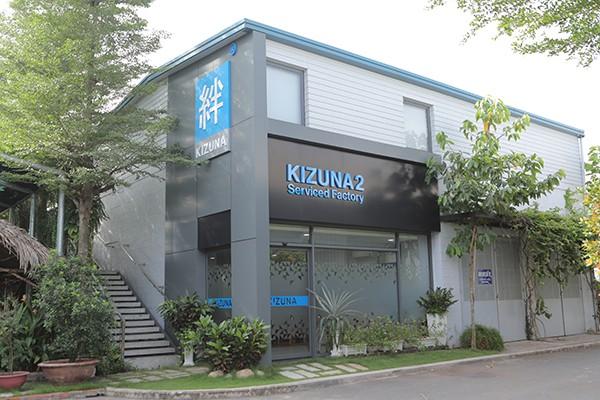 Kizuna cho thuê nhà xưởng 500m2 chất lượng với giá hợp lý