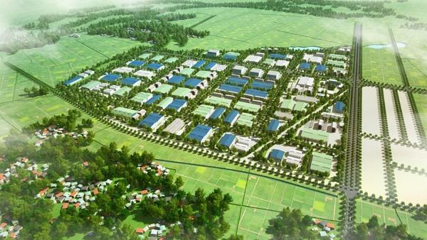 3 tiêu chí để phát triển khu công nghiệp xanh bền vững