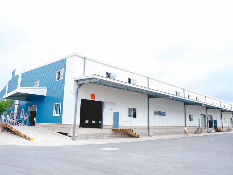 Kizuna 지어진 공장은 무엇을 특별합니까?