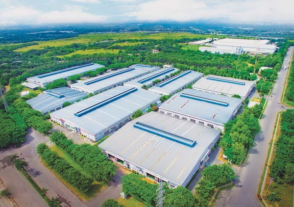 Nhà xưởng khu công nghiệp
