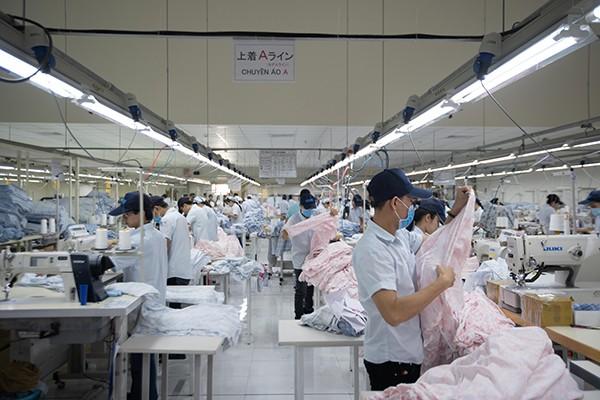 ベトナム 南部 工業団地