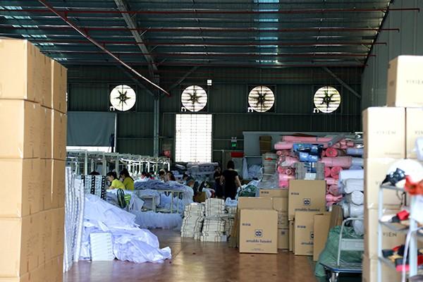 factory in vietnam