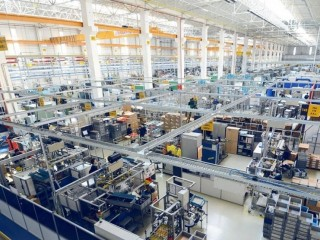 Processes when working in the packaging factory