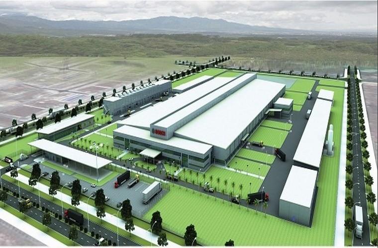 vietnam's largest industrial zone, large industrial parks in vietnam