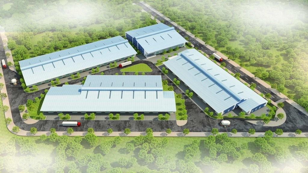 호치민 베트남 푸른 공업단지 단지에 대한 투자 시장은 그 어느 때 보다 흥미로워졌습니다