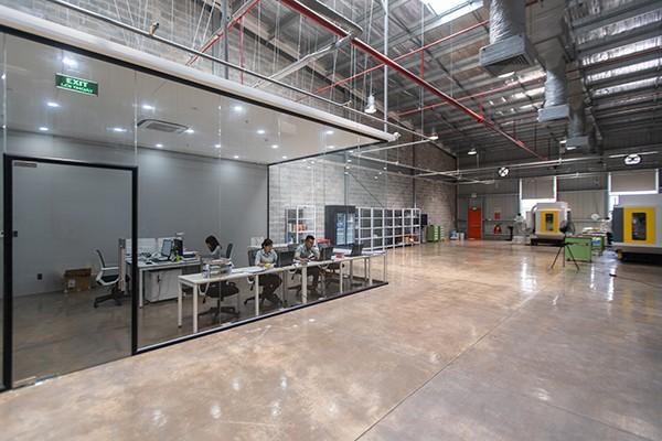 창고 설계, 공장 설계