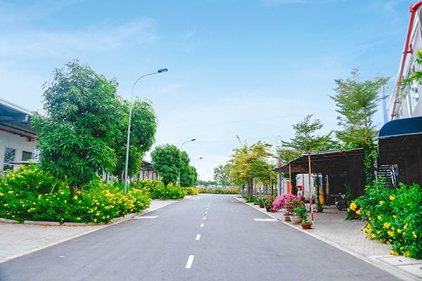 베트남 공업단지 공장 매물