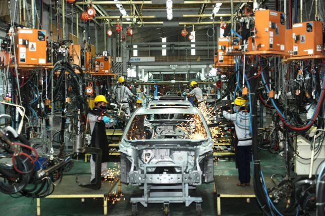 Công ty TNHH sản xuất phụ tùng ô tô nhận hỗ trợ từ chính phủ