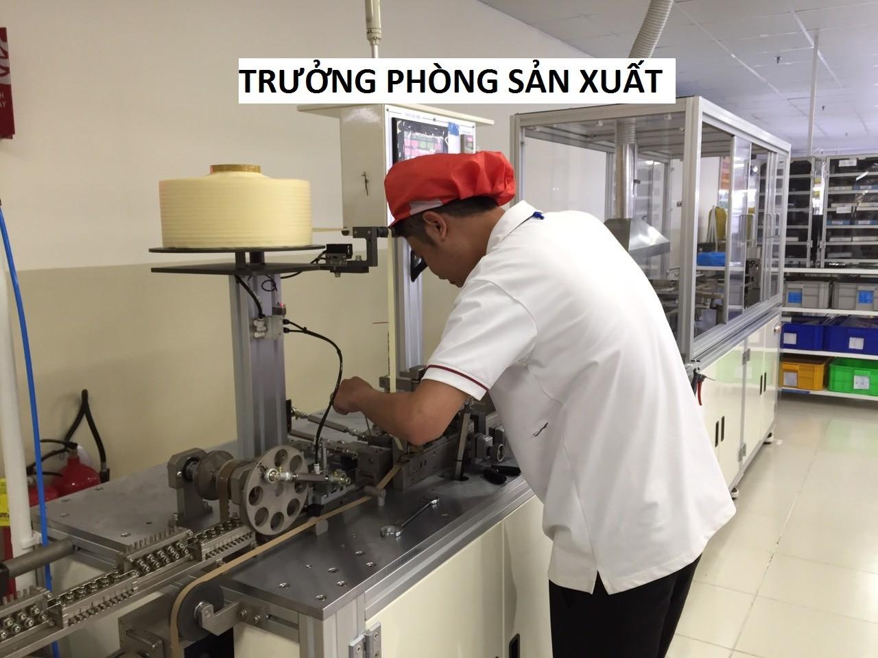 [SEMITEC] TRƯỞNG PHÒNG SẢN XUẤT