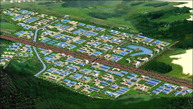 Nhà xưởng các khu công nghiệp lớn ở việt nam với vị trí thuận tiện