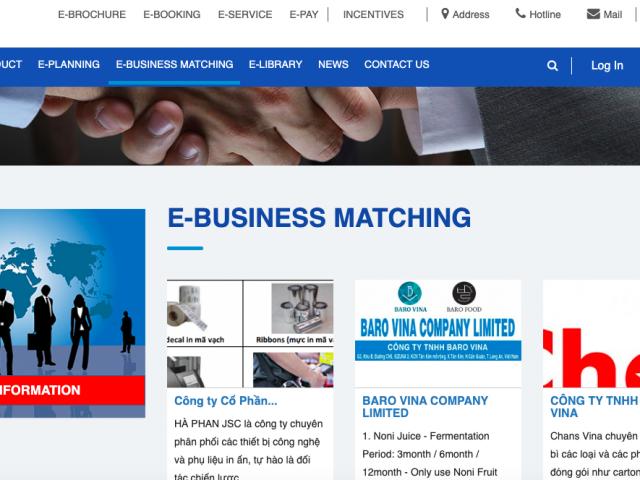 E-business matching - Cổng kết nối doanh nghiệp trực tuyến trong thời đại số
