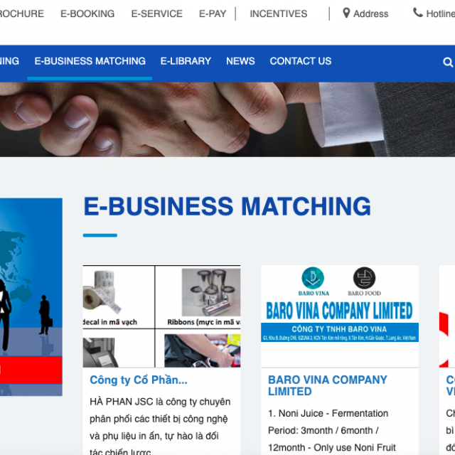 KIZUNA's E-business matching - An online business matching platform in the digital age