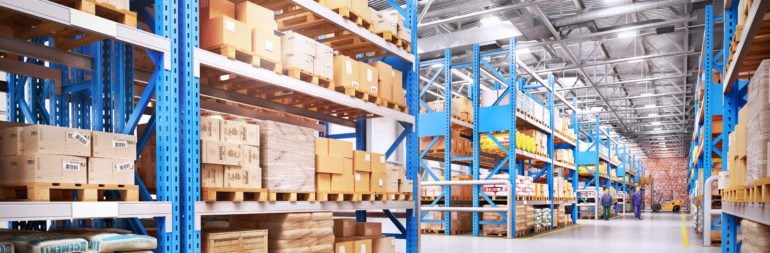 2 Common forms of cheap rental warehouse in Long An, Vietnam